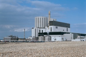 Dungeness B AGR